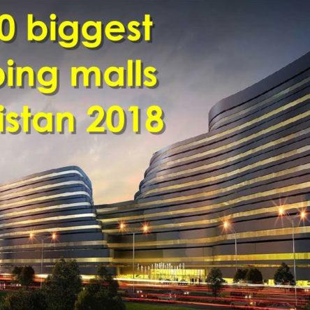 Pakistan Best Shopping Malls